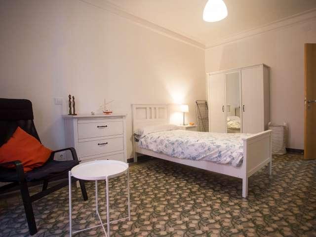 Zimmer zu vermieten in 4-Zimmer-Wohnung, Barri Gòtic, Barcelona