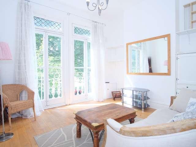 Möblierte 1-Zimmer Wohnung zur Miete in Lewisham, London