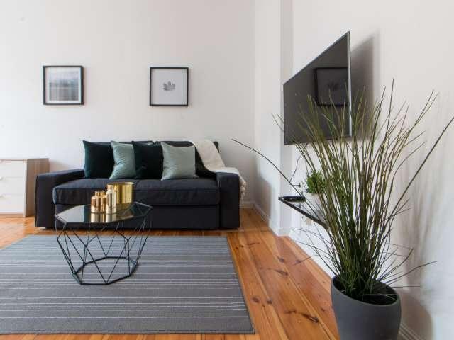 Modernes Studio-Wohnung in Charlottenburg, Berlin