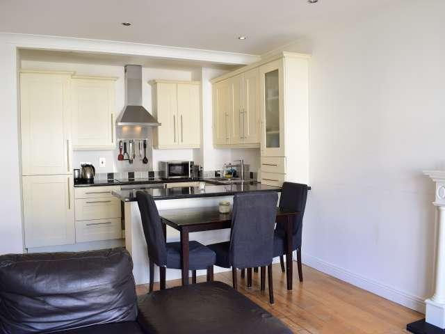 Appartamento con 1 camera da letto in affitto a North City, Dublino