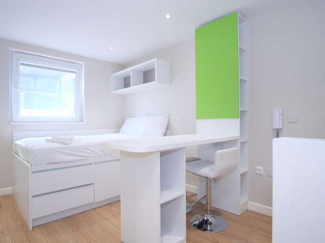 Studio apartment to rent in Tower Hamlets, London