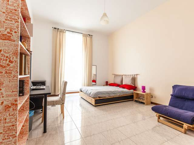 Camera doppia in appartamento nel centro di Roma