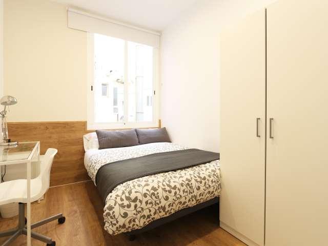 Habitación soleada en alquiler en Puerta del Sol, Madrid