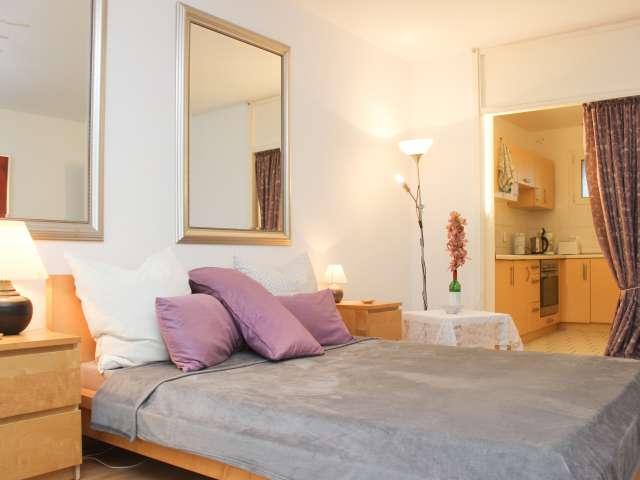 Gemütliche Studio-Wohnung zu vermieten in Charlottenburg, Berlin