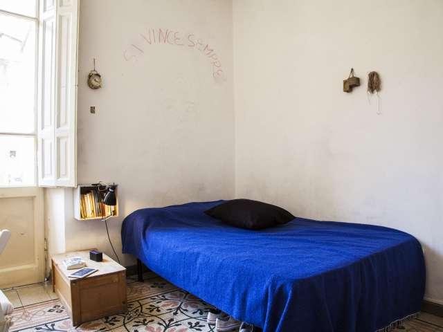 Camere in affitto in appartamento con 4 camere da letto, Centro Storico, Roma