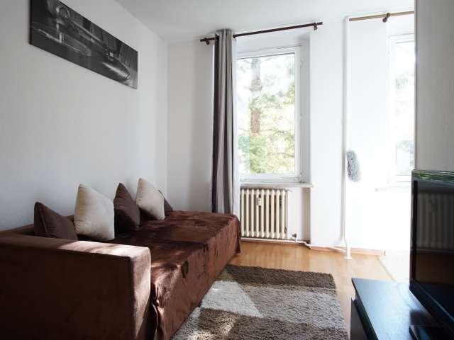 Helle und moderne 1-Zimmer-Wohnung in Mitte zu vermieten