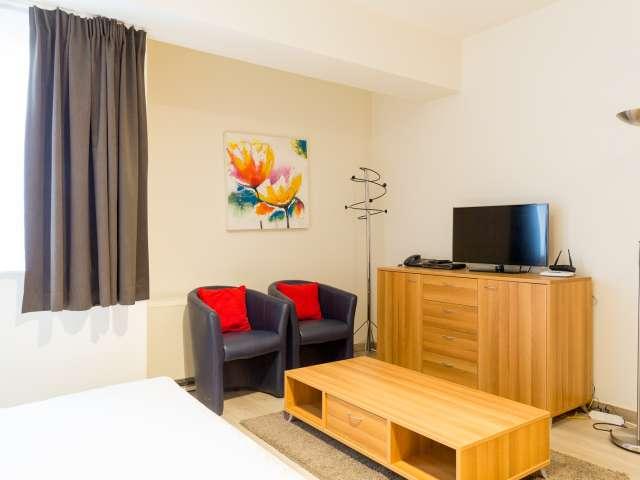 Appartement studio agréable à louer à Bruxelles
