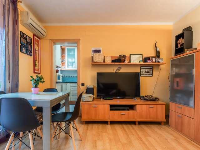 Cosy 2-bedroom apartment for rent, L'Hospitalet de Llobregat