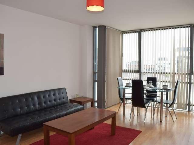 Modern 1-bedroom apartment to rent in Stoneybatter, Dublin