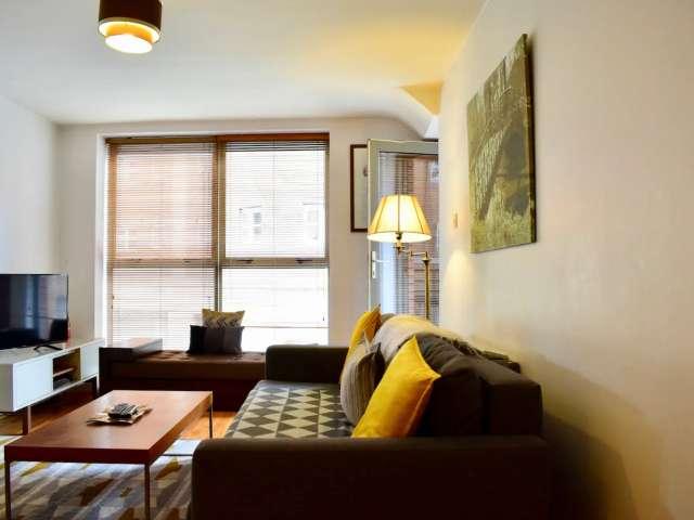 Apartamento de 1 dormitorio para alquilar en Dublín 1