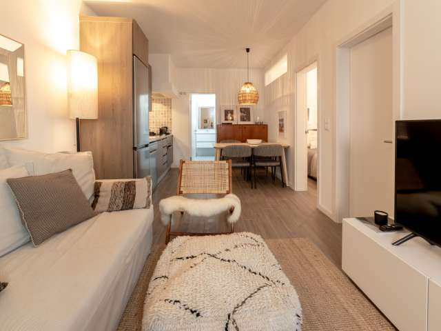 2-bedroom apartment for rent in Campo de Ourique
