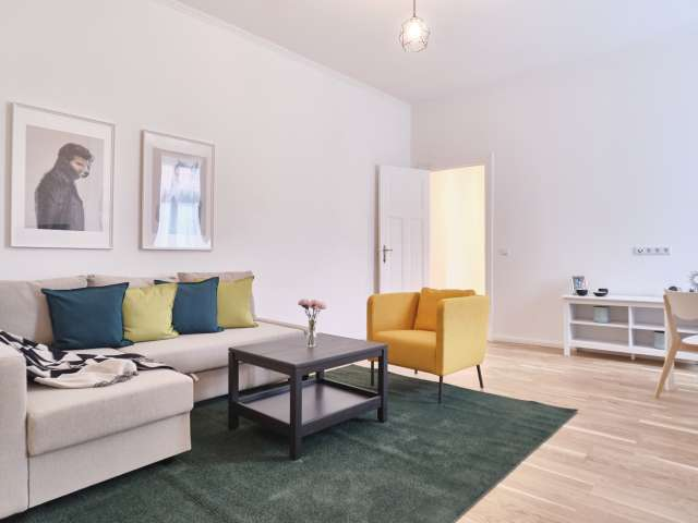 Apartment with 2 bedrooms for rent in Wedding, Berlin