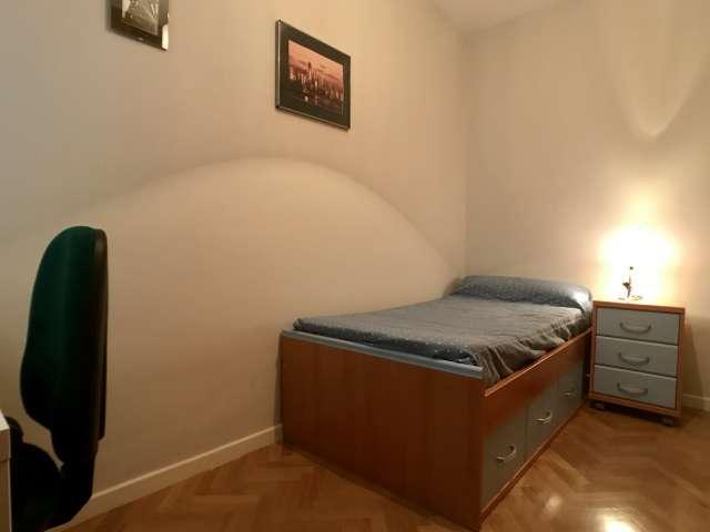 Se alquila habitación tostada en apartamento de 3 dormitorios, Centro