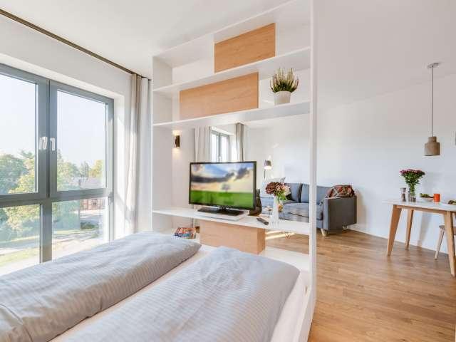 Modernes Studio-Apartment zur Miete in Lichtenberg, Berlin