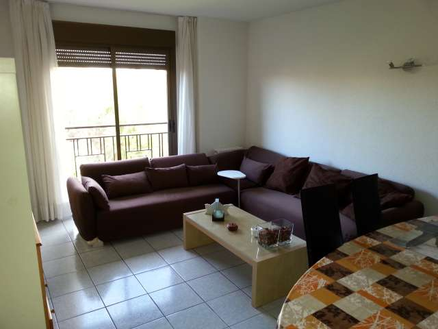 Comfortable 3-bedroom apartment for rent in Madrid
