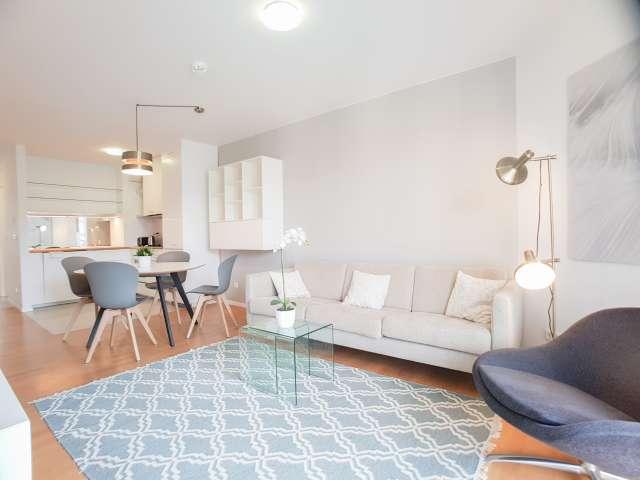 Modernes Apartment mit 2 Zimmern zur Miete in Mitte, Berlin