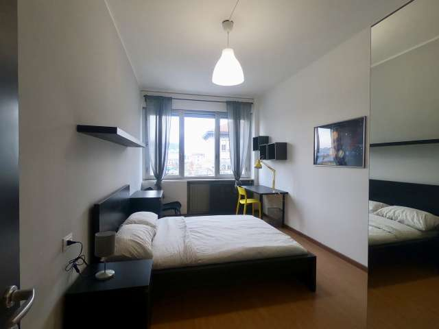 Rooms for rent in 7-bedroom in Villa San Giovanni, Milan