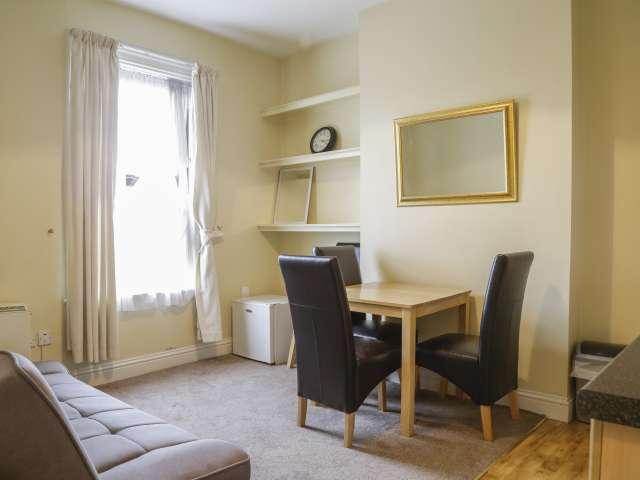 Cosy 1-bedroom apartment for rent in Stoneybatter, Dublin