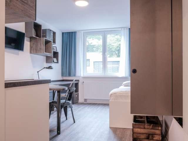 Tolles Studio-Apartment im Studentenwohnheim zu vermieten in Lichten