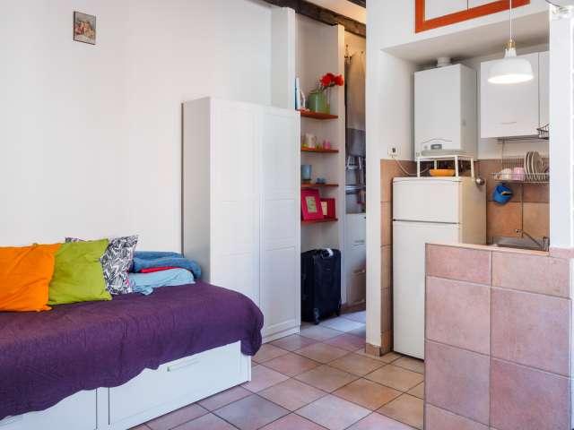 Stylish studio apartment for rent in Fiera Milano, Milan