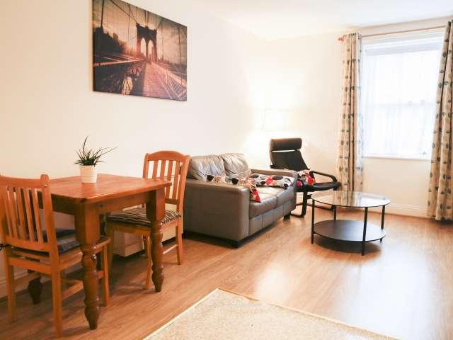 1-bedroom apartment for rent in Stoneybatter, Dublin