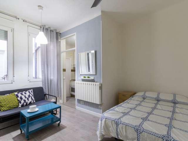 Studio-Wohnung zur Miete in Lavapiés, Madrid