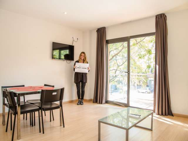 1 Bedroom Flat for Rent Next to UPF - Barcelona
