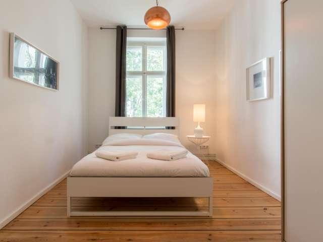 Lovely 1-bedroom apartment for rent in Moabit, Berlin