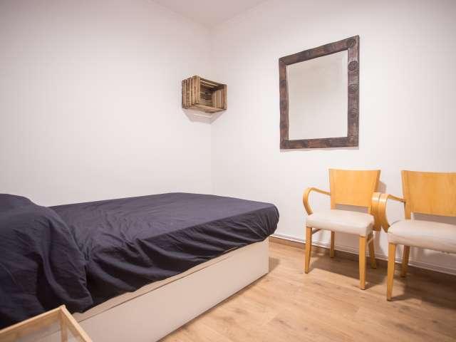 Room for rent, great 3-bedroom apartment, Gràcia, Barcelona