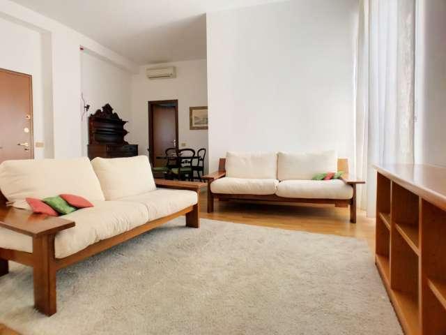 Appartamento con 1 camera da letto in affitto a Porta Lodovica, Milano