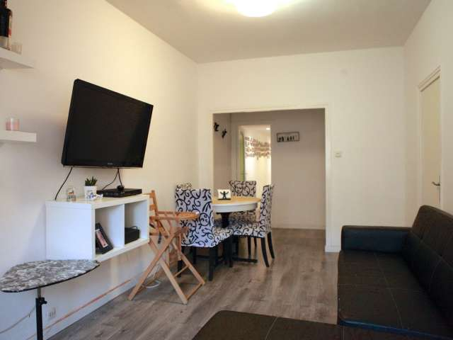 Furnished 1-bedroom apartment for rent - Poblenou, Barcelona