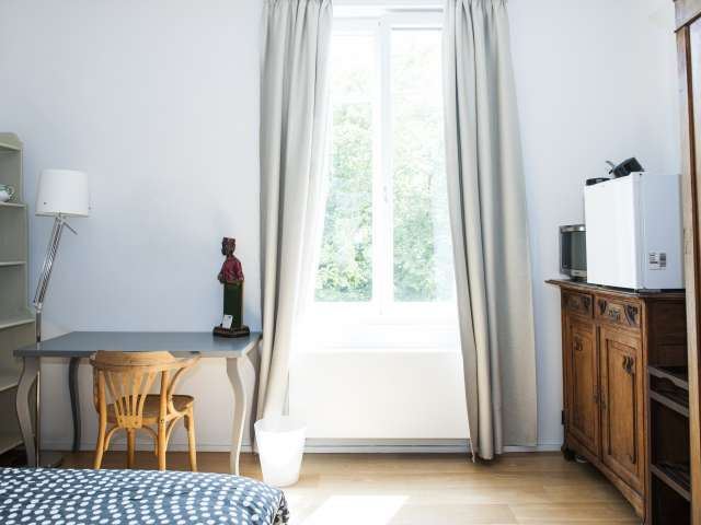 Studio apartment for rent in Uccles, just outside Brussels