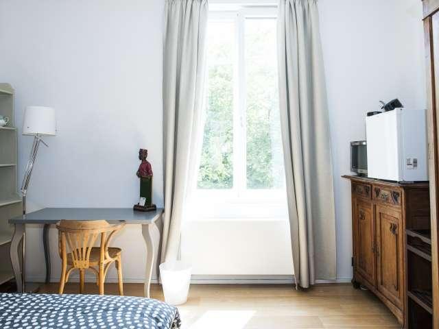 Studio-Wohnung zur Miete in Uccles, etwas außerhalb von Brüssel