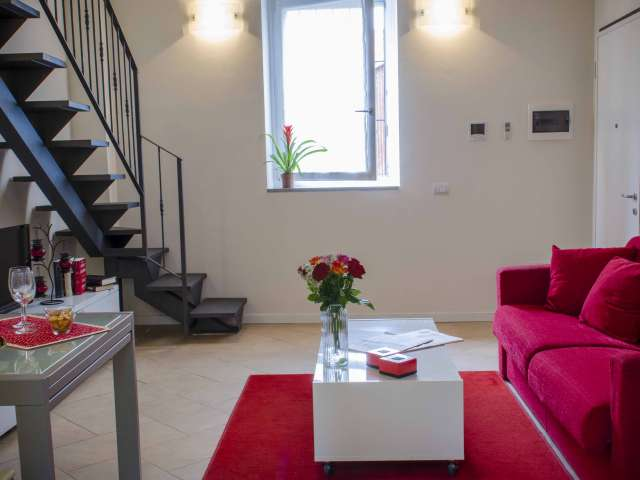 Camere doppie in affitto in appartamento con 2 camere da letto - Bovisa, Milano