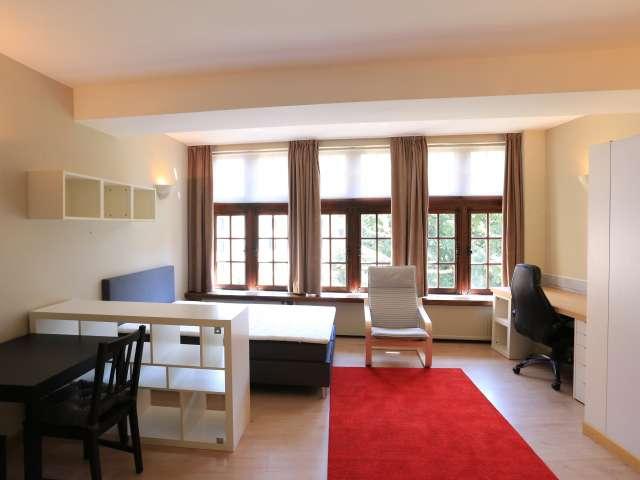 Studio appartement à louer à Bruxelles City Center