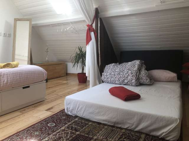 Furnished studio apartment to rent in Arroios, Lisbon