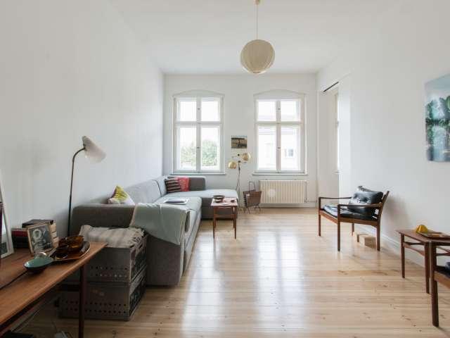 3-bedroom apartment for rent in Weissensee, Berlin