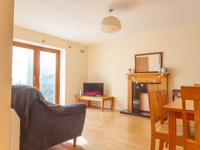 Homely 2-bedroom apartment for rent in Stoneybatter, Dublin