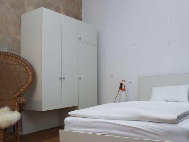 Moderne 1-Zimmer-Wohnung zu vermieten - Friedrichshain, Berlin