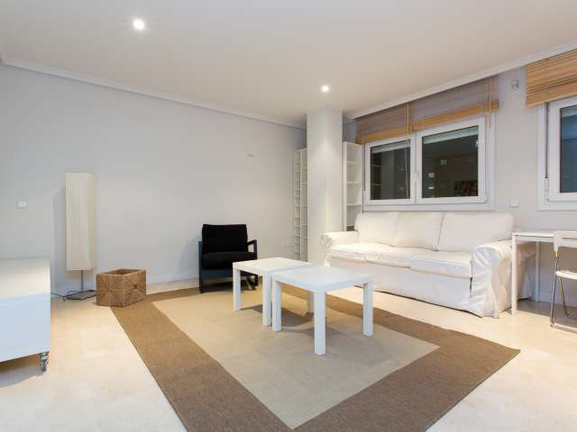 Charming studio for rent close to Retiro park, Madrid