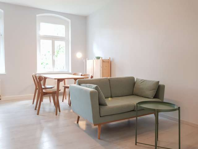 Stylish apartment with 1 bedroom for rent in Pankow, Berlin