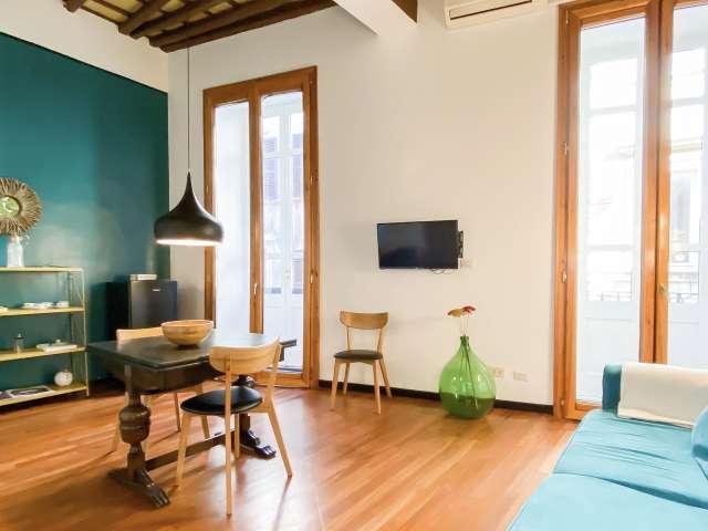 Élégant studio à louer à Centro Storico, Rome