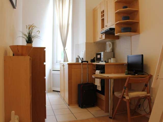 Modern studio flat to rent in Kensington and Chelsea, London