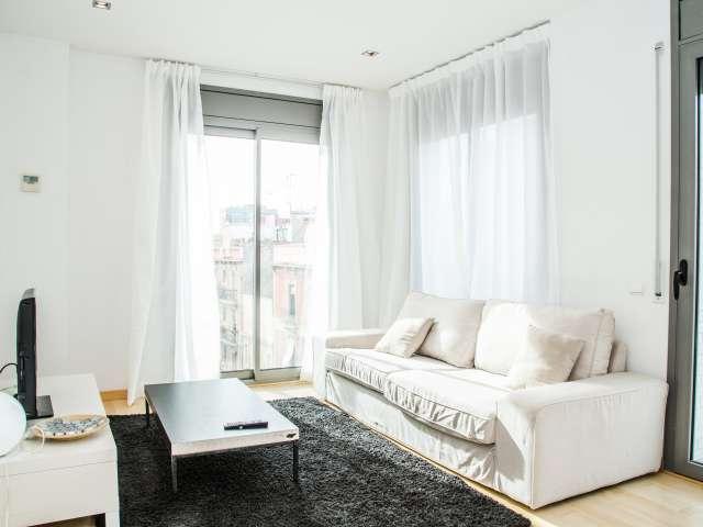 2 Schlafzimmer, 2 Badezimmer Wohnung zu vermieten, Villa Olimpica, Barcelona
