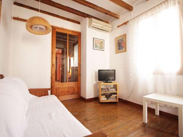 2-Zimmer-Wohnung zur Miete in El Raval, Barcelona