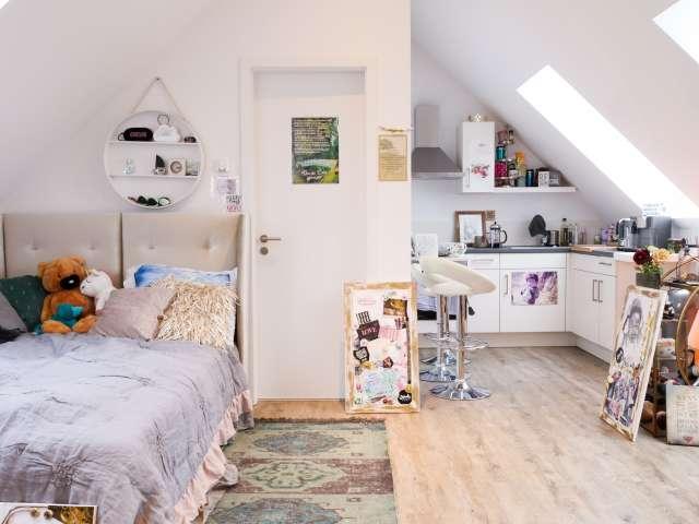 Helles Studio-Apartment zur Miete in Pankow, Berlin