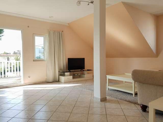 Ruhige Wohnung mit 1 Schlafzimmer zu vermieten in Treptow, Berlin