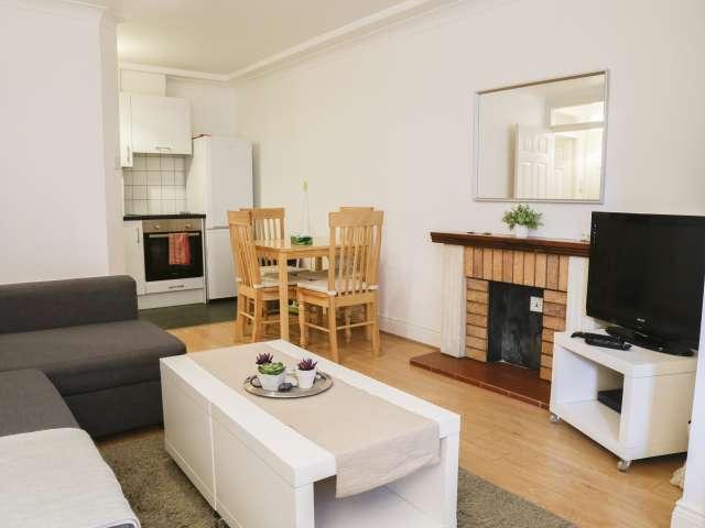 Apartamento de 1 dormitorio en alquiler en las libertades, Dublín