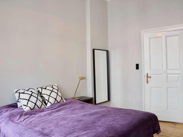 Stilvolles Zimmer zur Miete in 5-Bett-Wohnung in Mitte, Berlin