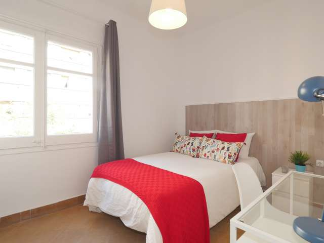 Charming room for rent in El Clot, Barcelona
